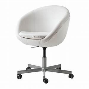 Weißer Schreibtisch Ikea : ikea drehstuhl skruvsta schreibtisch sessel lounge sessel mit bezug idhult wei 79 x 19 cm ~ Orissabook.com Haus und Dekorationen