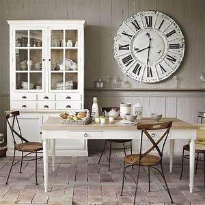 Psyché Maison Du Monde : tables bois massif pieds blancs maisons du monde table ~ Premium-room.com Idées de Décoration
