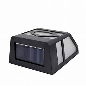 solar powered wall led lights lamp outdoor landscape With outdoor solar lights without batteries