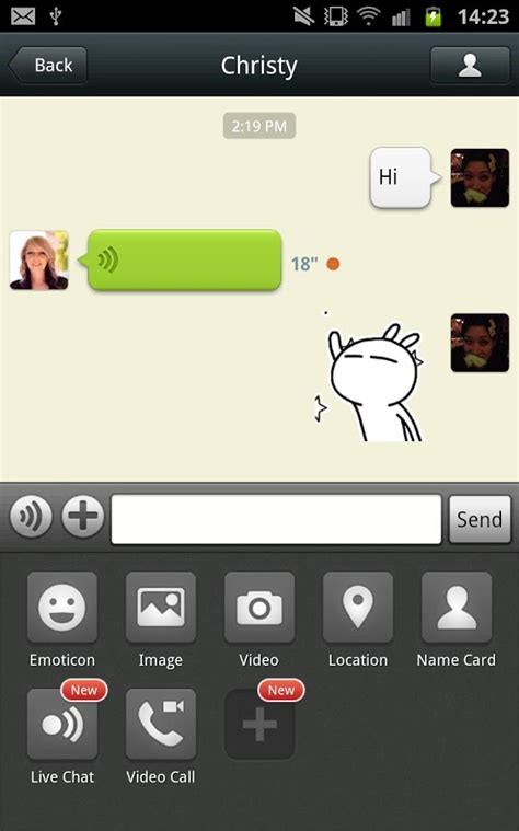 wechat android wechat android app review wechat for android