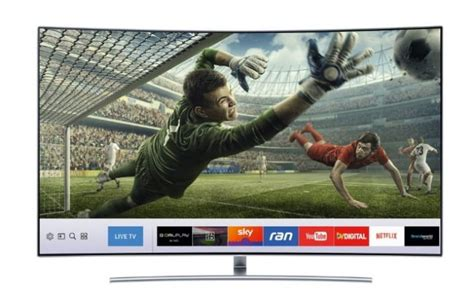samsung partners with oliver kahn to promote its smart tvs tizen experts