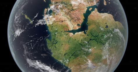 lies   earths shifting continents