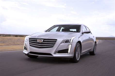 2017 Cadillac Cts Sedan Info, Specs, Pictures & More Gm