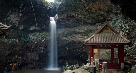 inilah  tempat wisata air terjun  bandung terpopuler