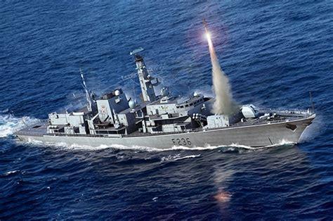 Royal Navy Type 23 Frigate