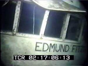 Operation Taconite on the Wreck of the Edmund Fitzgerald