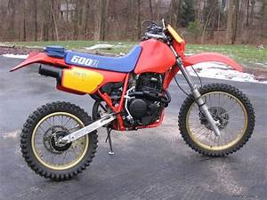 86 Honda 600 Xl  With Images