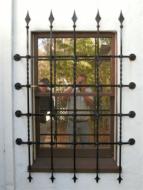 decorative security bars for residential windows decorative window bars ktrdecor
