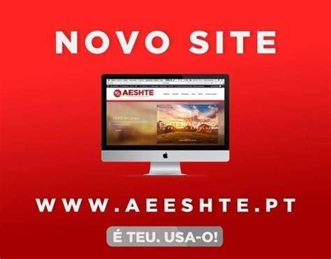 ESHTE - Novo Site AEESHTE