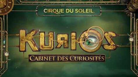 Kurios Cabinet Of Curiosities Los Angeles discount tickets cirque du soleil s kurios cabinet of