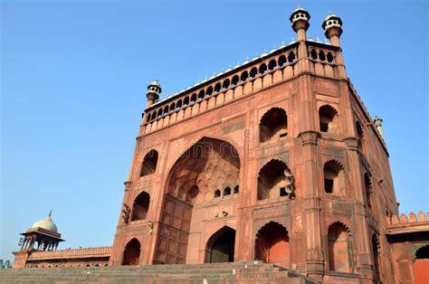 jama masjid stock photo image  india masjid jama