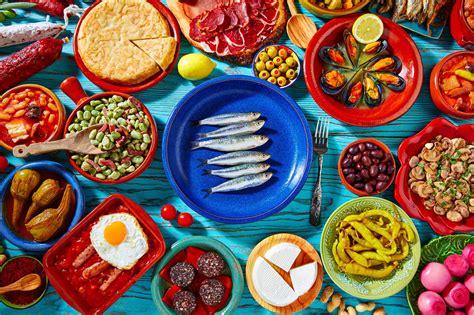 cuisine espagnole apéritif et amuse bouche cuisine espagnole recettes