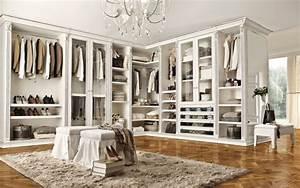 Weißer Kleiderschrank Landhausstil : begehbarer kleiderschrank selber bauen 50 schlafzimmer ~ Markanthonyermac.com Haus und Dekorationen