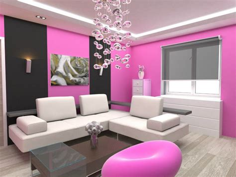Pink Living Room Interior Design Furniture Decor Ideas by 28 Beautiful Room Design Ideas The Wow Style