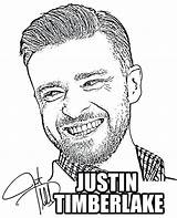Coloring Justin Timberlake Pages Celebrity Singer Famous Actor Topcoloringpages Celebrities Printable Getcolorings Pop Colorings Zapisano sketch template