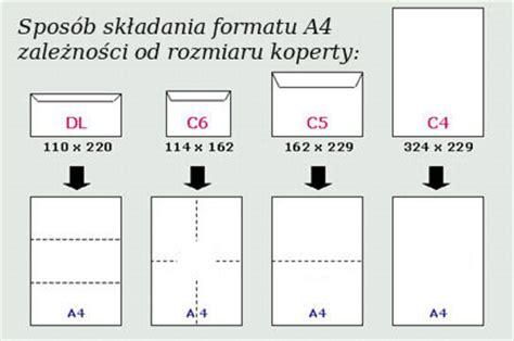 envelope sizes koperty c6 114 x 162 mm op 1000 szt najwyższa jakość