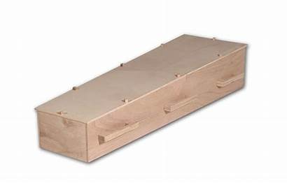 Coffin Flat Pack Packed
