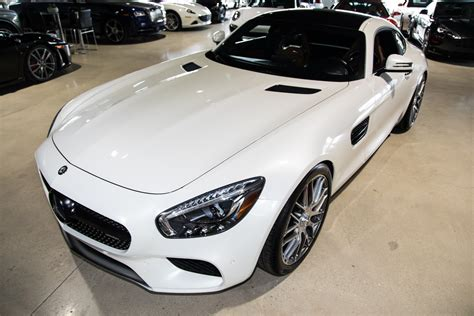 Sale date low to high. Used 2016 Mercedes-Benz AMG GT S S For Sale ($96,900) | Marino Performance Motors Stock #008784