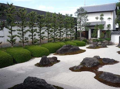 Japanischer Garten  Splitt Usplittmuster