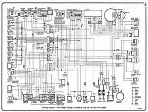 Honda Motorcycle Ignition Wiring Diagram