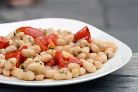 Tuscan White Bean Salad | Gluten Free Recipe