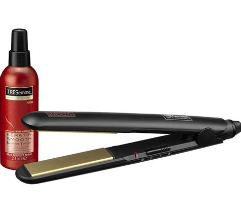 Buy TRESEMME Smooth Control 230 Hair Straightener   Black
