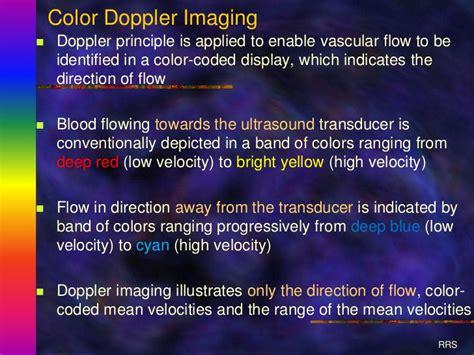 color flow doppler colour doppler friend of fetus