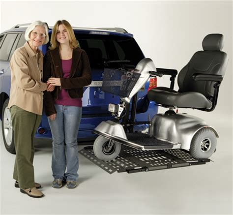 out sider bruno s lightest weight exterior vehicle lift