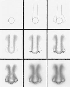 nose #4 | Drawing | Pinterest