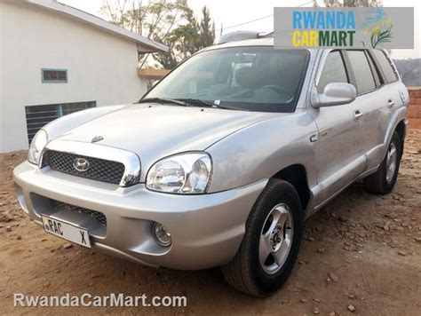 how to sell used cars 2003 hyundai santa fe electronic valve timing used hyundai suv 2003 2003 hyundai santa fe gds rwanda carmart