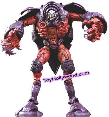 onslaught build  figure baf series marvel legends