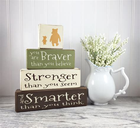 Winnie The Pooh Nursery Accessories by Winnie The Pooh Nursery Decor Classic Pooh By Applejackdesign