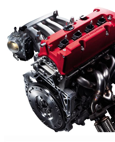 New Civic Type R Engine by Honda K20a 2 0l Dohc I Vtec Spec R Engine For The New Fd2