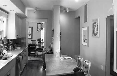 David Heide Studio Kitchen Before Fuses Present