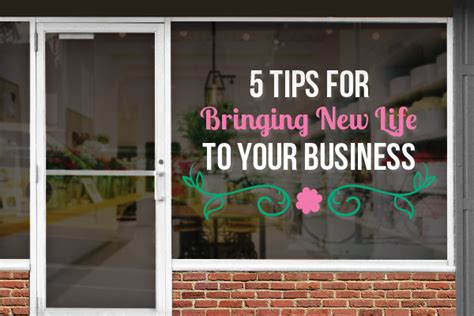 What Are You Bringing To The by 5 Tips For Bringing New To Your Business Stickeryou