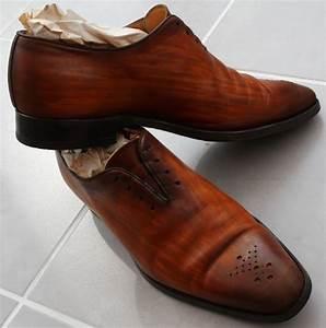 Nourrir Le Cuir : dossier l 39 art de la patine des chaussures en cuir bonnegueule ~ Maxctalentgroup.com Avis de Voitures