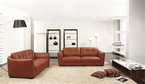 Cow Genuinereal Leather Sofa Set Living Room Sofa