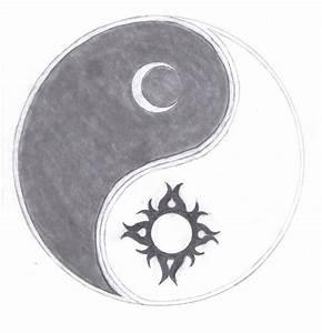 Sun Moon Yin-Yang by GeterBoy on DeviantArt