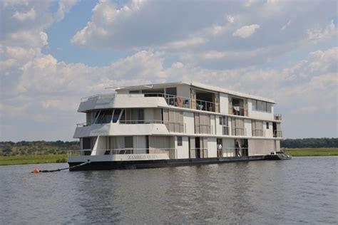 Zambezi Houseboat staying aboard the zambezi houseboat travel yourself