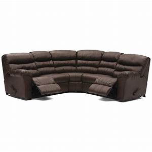 Palliser Durant Casual Manual Reclining Sectional With