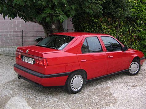 Alfa Romeo 155 by Alfa Romeo 155 1 8 Spark Glieli Facciamo Gli Auguri