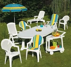 Salon De Jardin Plastique : meubles jardin 3 suisses 10 photos ~ Teatrodelosmanantiales.com Idées de Décoration