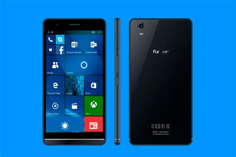 Funker will release a new Windows 10 Mobile mid-range