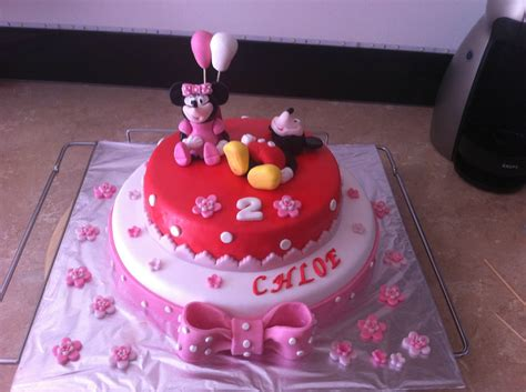 pate a sucre mickey et minnie mes realisations