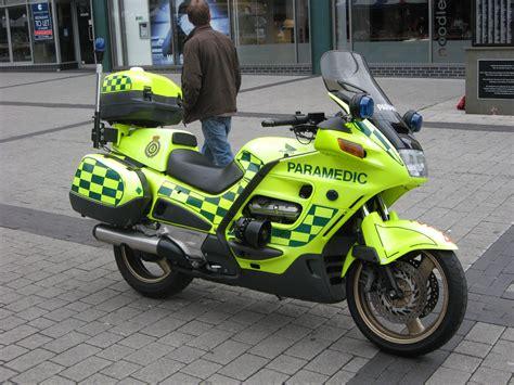 Filemotorcycle Paramedic London Ambulance Servicejpg