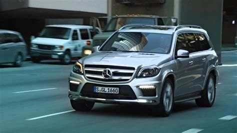 mercedes  gl class action film hd youtube