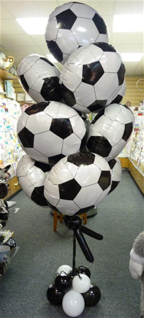tablefloor display balloons