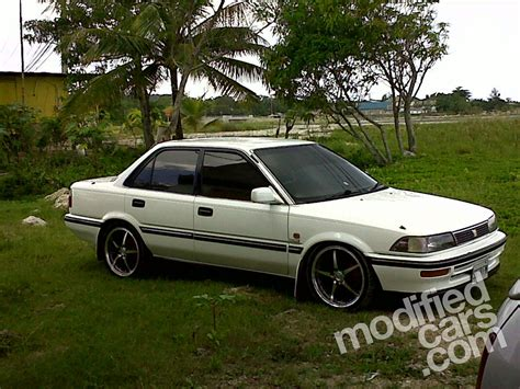 modified toyota corolla toyota corolla se limted picture 4 reviews news