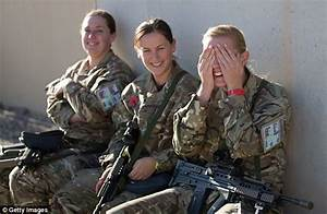 Female soldiers to be allowed to fight on the front line ...