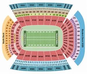 Donald W Reynolds Razorback Stadium Tickets In